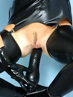 Tight rubber and...